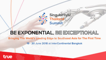 Singularalityu Thailand Summit 2018