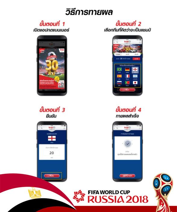 Truemove H Fifa World Cup 2018 Promote 1