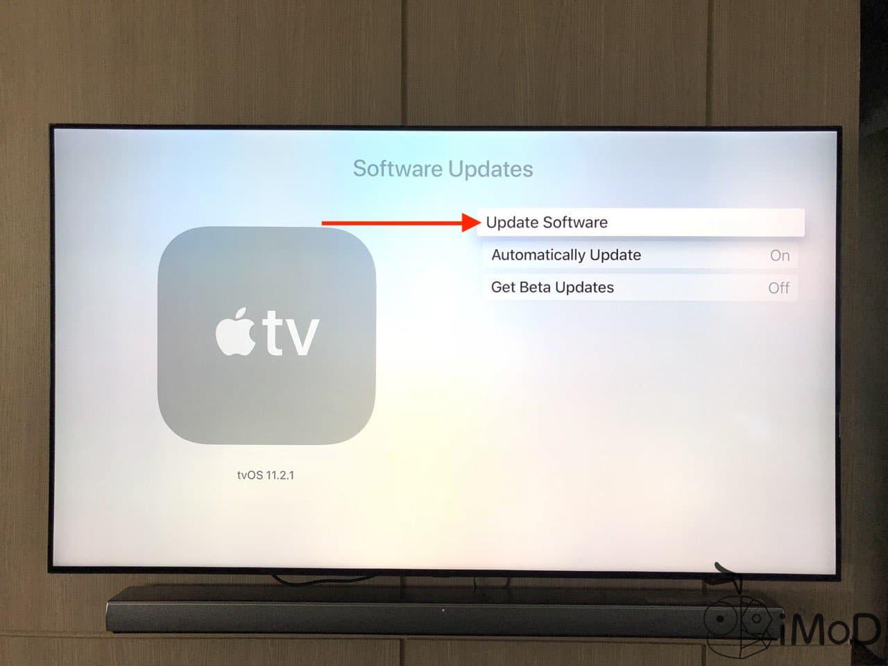 Update Apple Tv Tvos 10