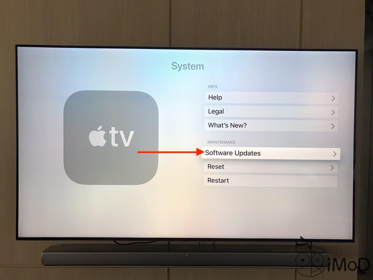 Update Apple Tv Tvos 11