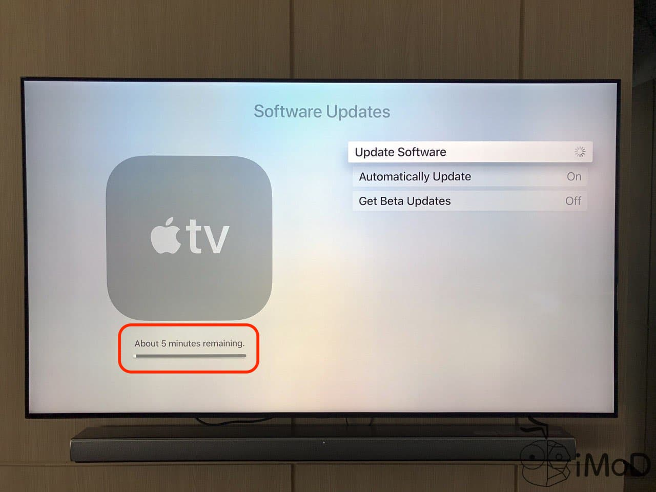 Update Apple Tv Tvos 8