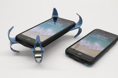 มารู้จักกับเคส iPhone ที่ทำหน้าที่เป็นถุงลมนิรภัยสำหรับมือถือ