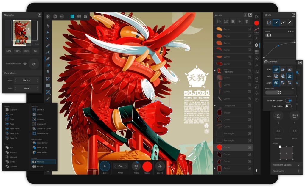 Affinity Designer For Ipad 002