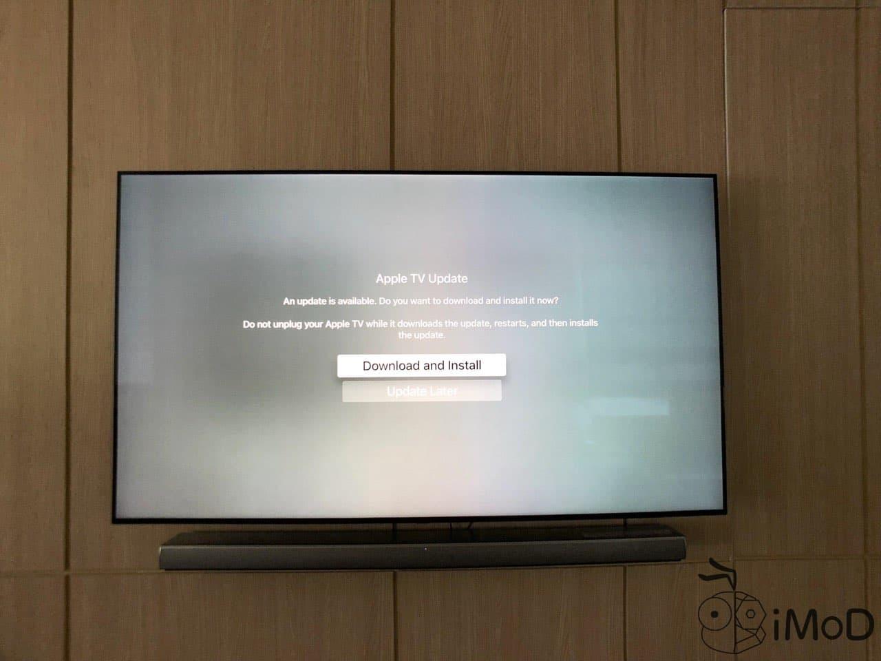 Apple Tv 4k อัพเดท