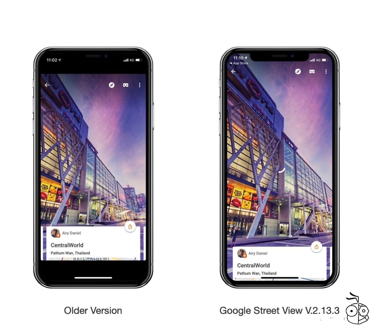 Google Street View V2.13.3 02