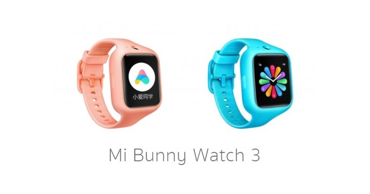 Mi Bunny Watch 3 Cover