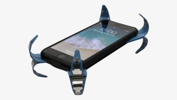 Mobile Phone Airbag Cover