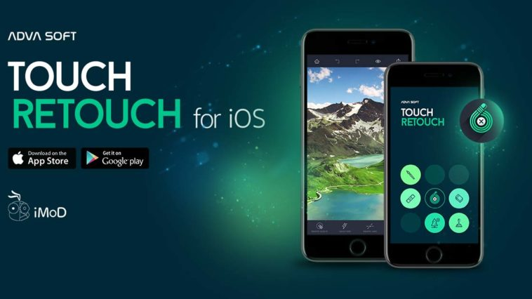 App Touchretouch Cover