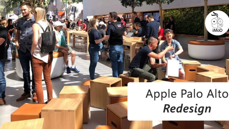 Apple Store Palo Alto Redesign Photos By 9to5mac