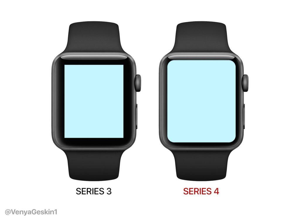 Apple Watch Series 4 2018 Concept 1