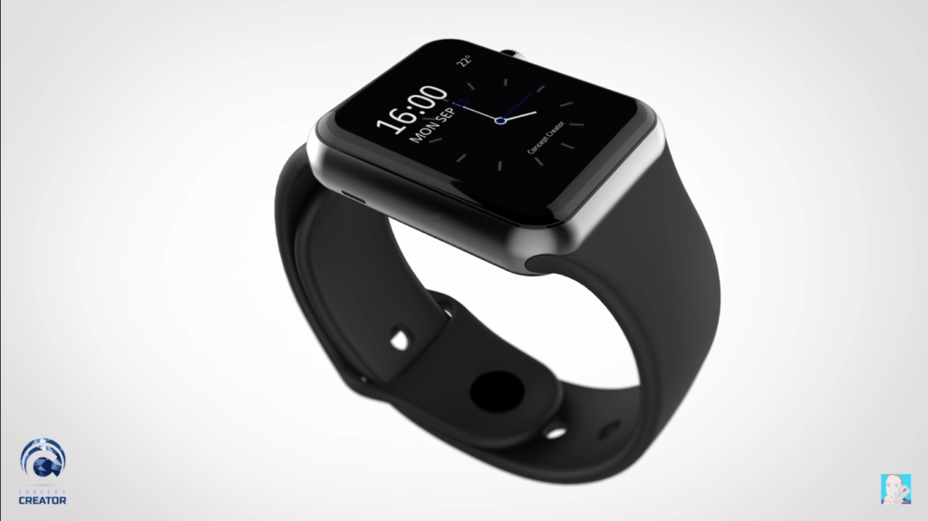 Apple Watch Series 4 2018 Concept 5