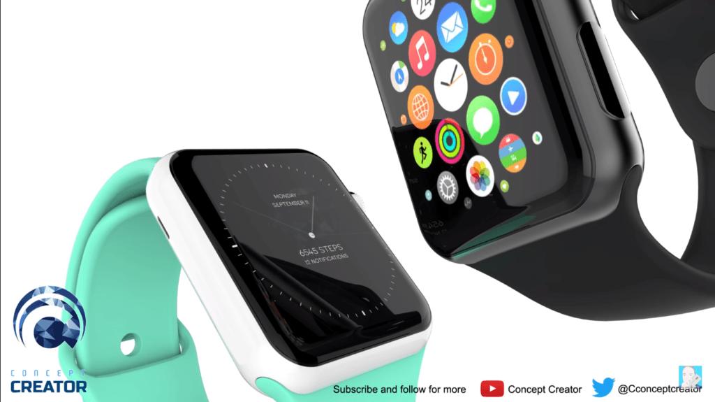 Apple Watch Series 4 2018 Concept 7