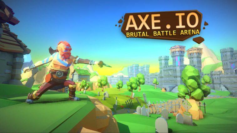 Game Axeio Cover