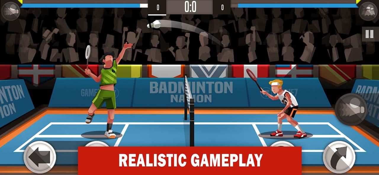 Game Badminton League Content1