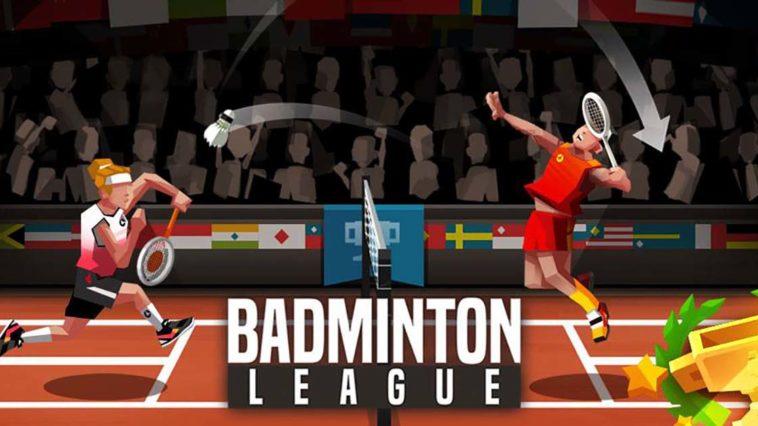 Game Badminton League Cover2
