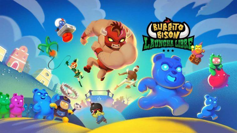 Game Burrito Bison Cover