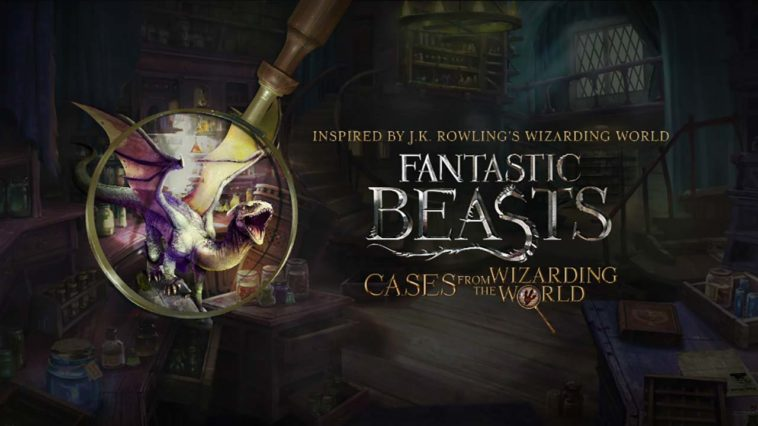 Game Fantastic Beasts Cases Cover