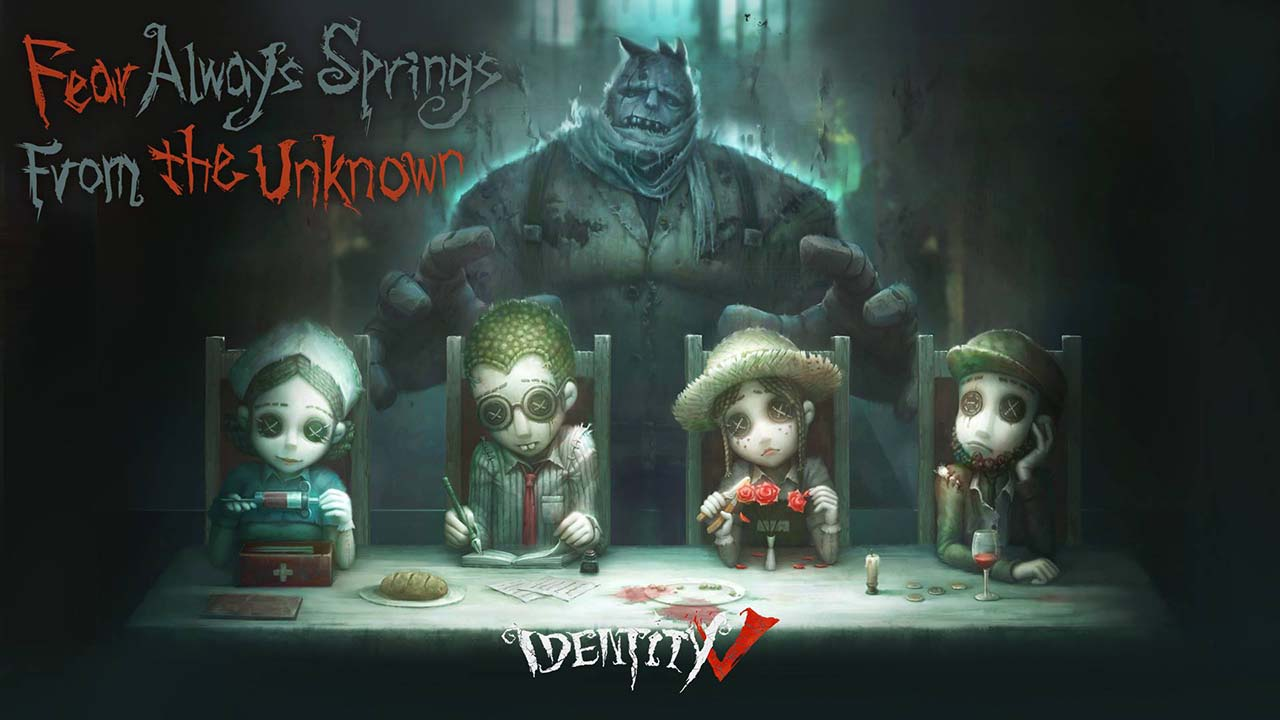 Game Identity V Cover