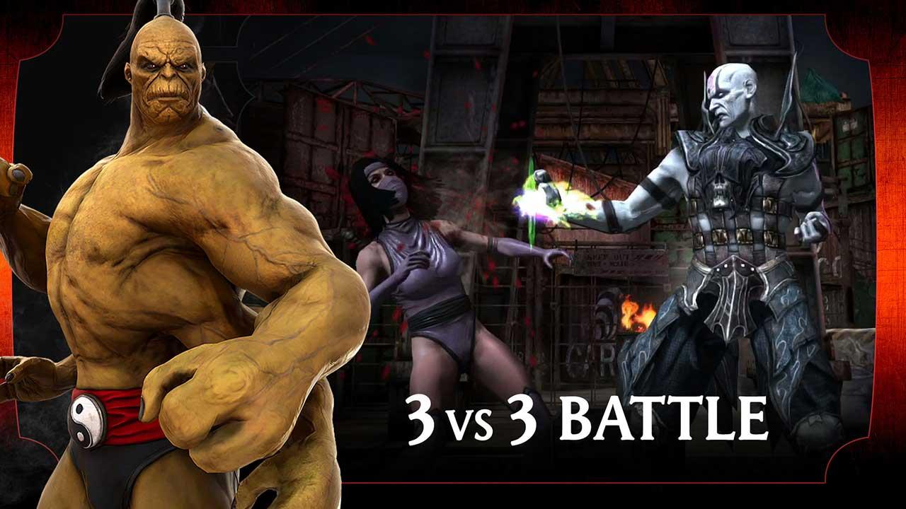 Game Mortal Kombat X Content1