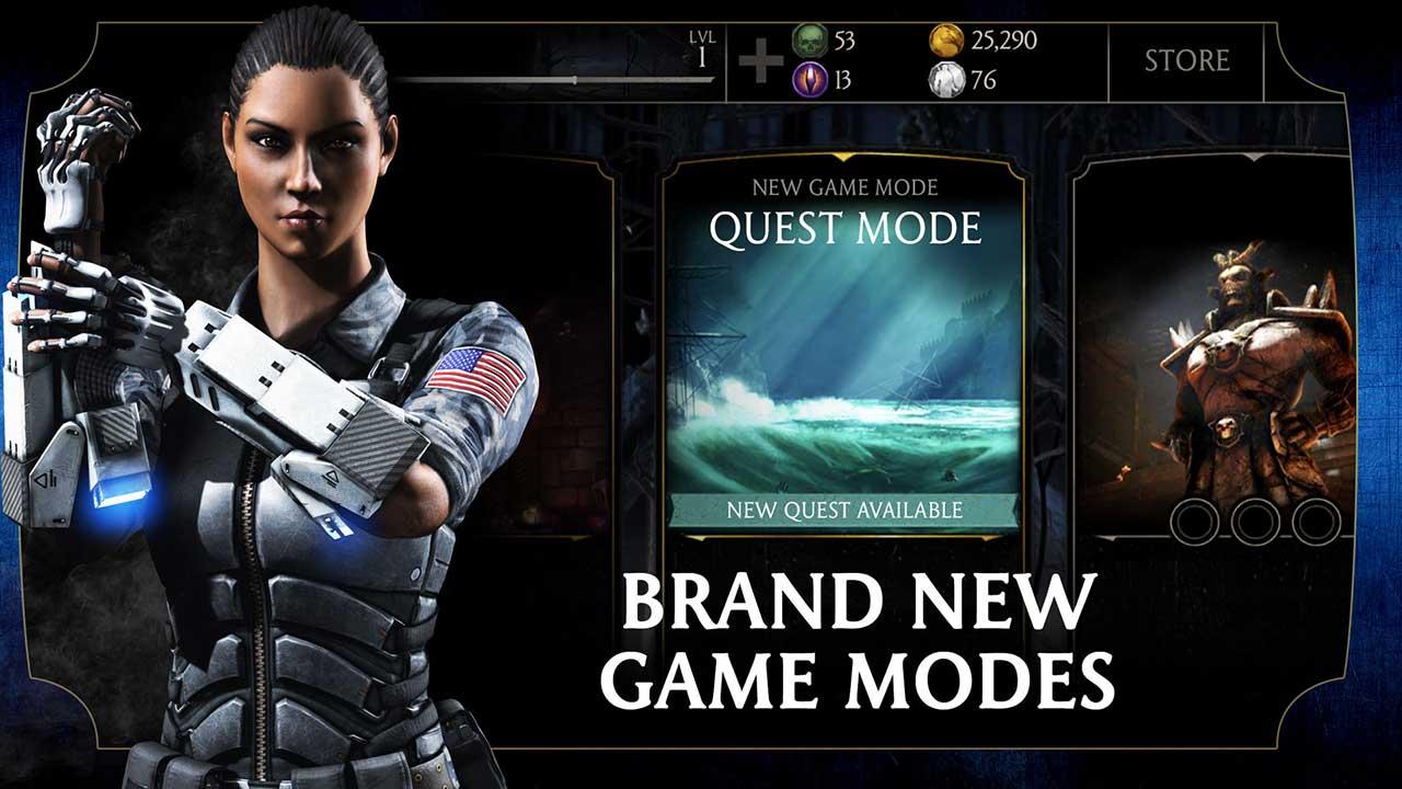 Game Mortal Kombat X Content5