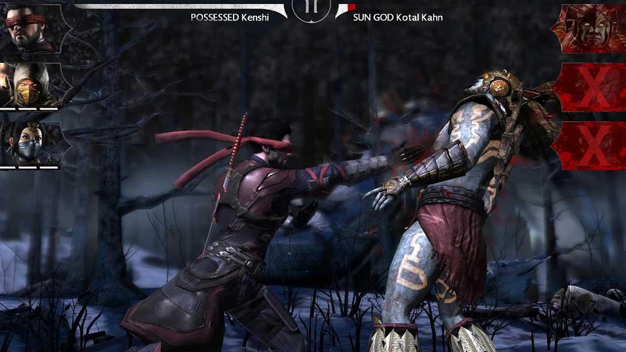 Game Mortal Kombat X Content6