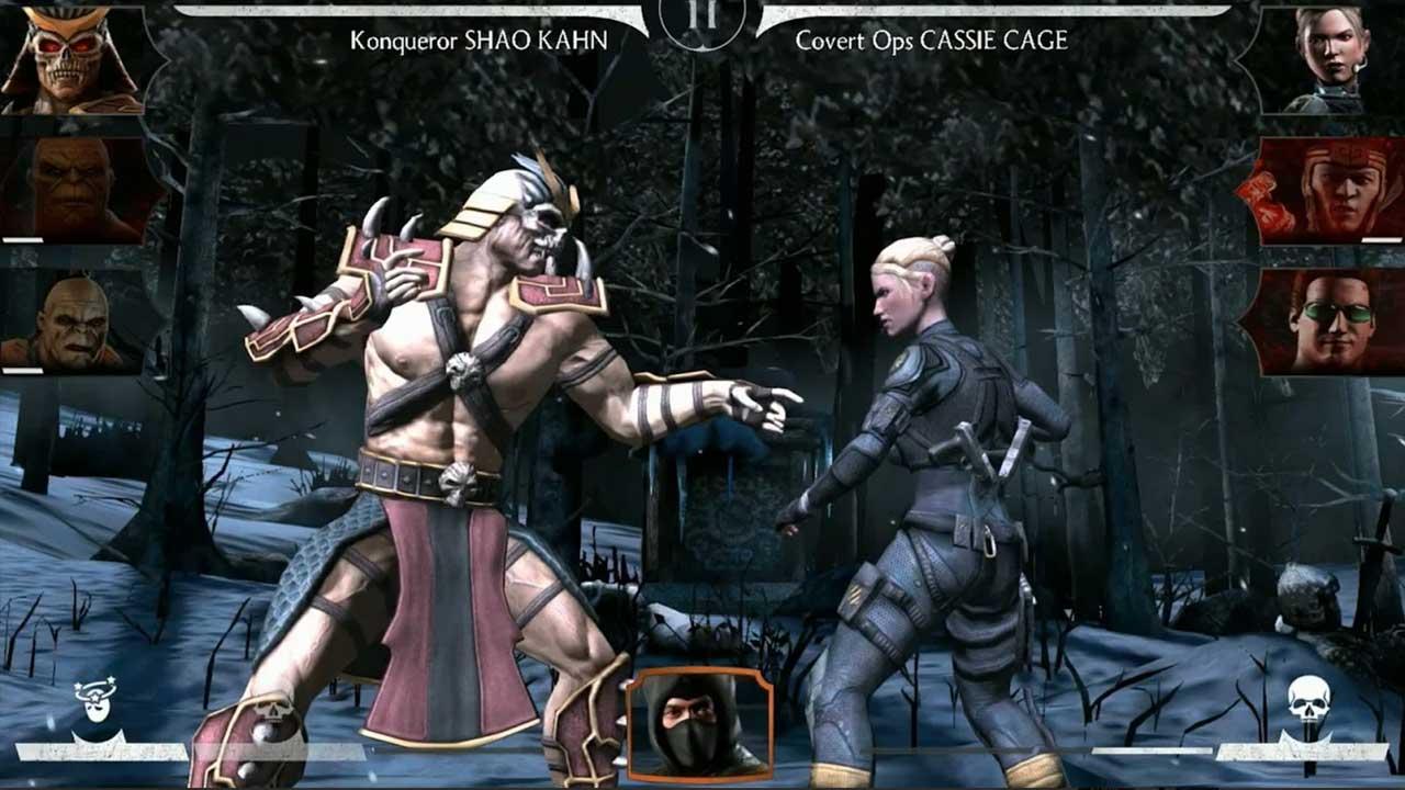 Game Mortal Kombat X Content7