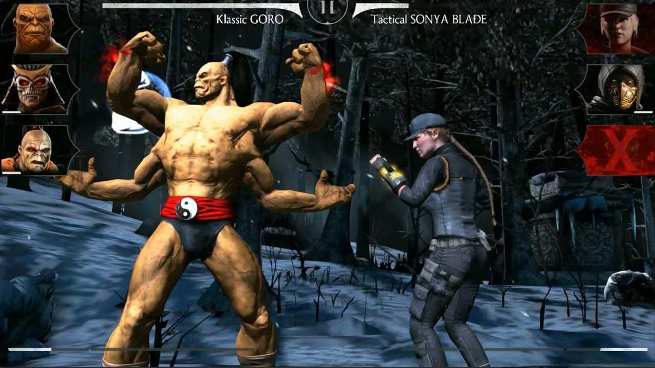 Game Mortal Kombat X Content8
