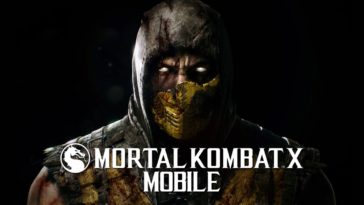 Game Mortal Kombat X Cover