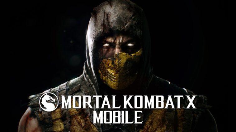Game Mortal Kombat X Cover