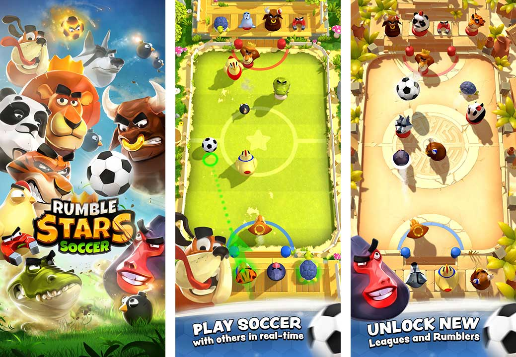 Game Rumble Stars Soccer Content1