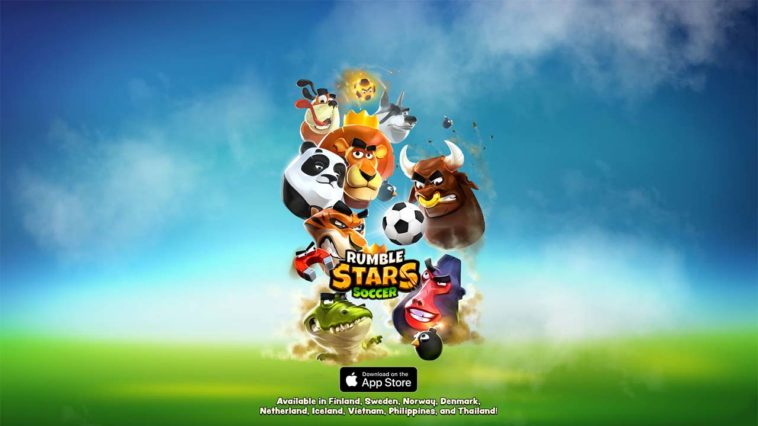 Game Rumble Stars Soccer Cover
