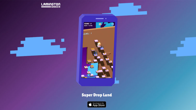Game Super Drop Land Cover