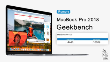 Geekbench New Macbook Pro Coffee Lake Cpu