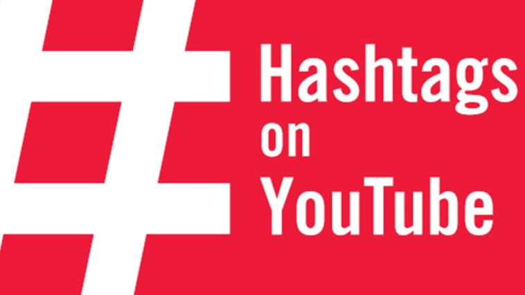 Hashtags Youtube Cover