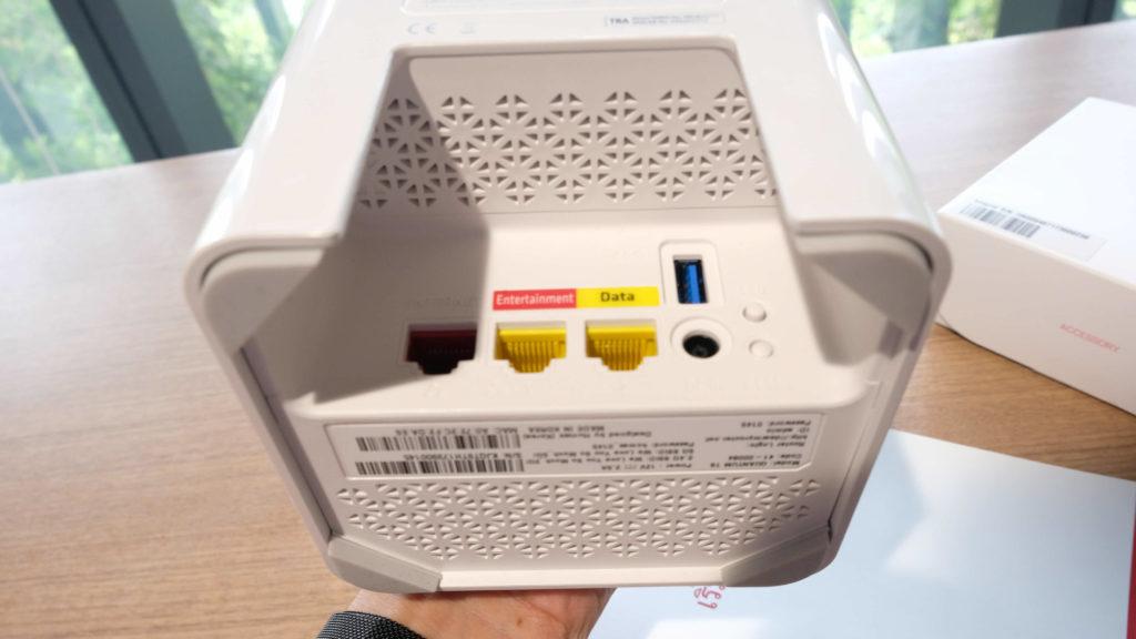 Humax Wifi T9 Ac2400 009