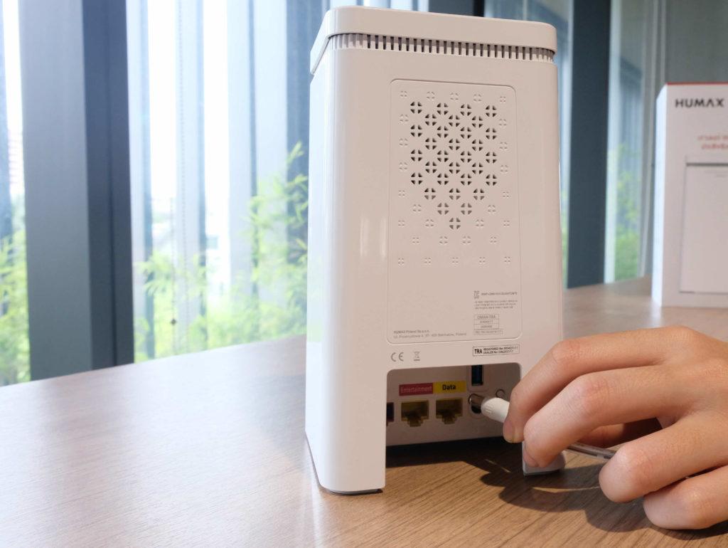 Humax Wifi T9 Ac2400 011