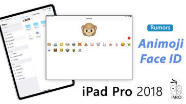 Ipad Pro 2018 Face Id Animoji