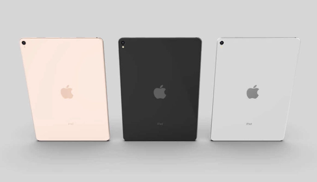Ipad Pro 2018 Renders Image By Everythingapplepro 17