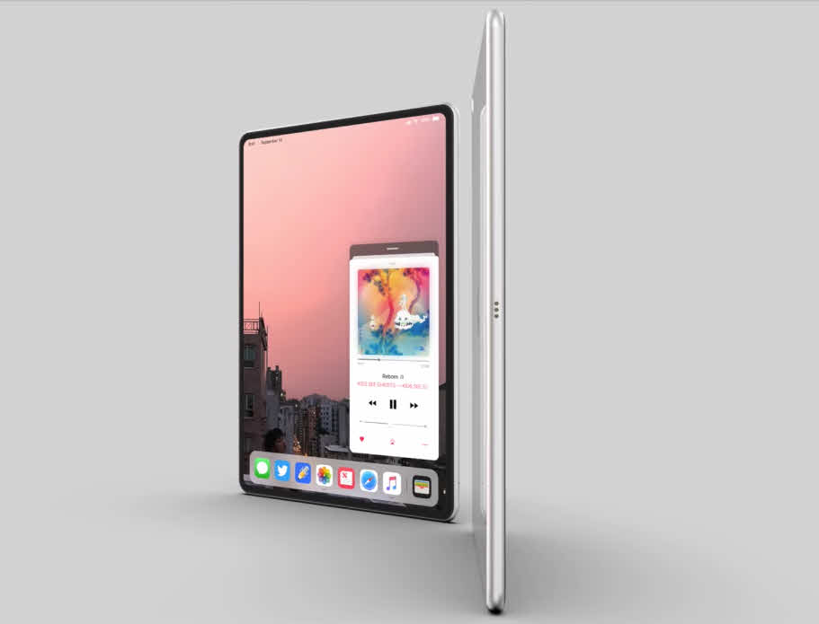Ipad Pro 2018 Renders Image By Everythingapplepro 2