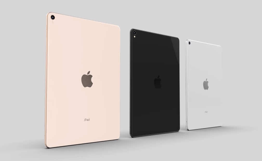 Ipad Pro 2018 Renders Image By Everythingapplepro 20