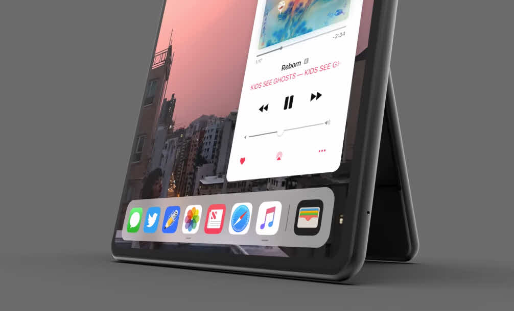 Ipad Pro 2018 Renders Image By Everythingapplepro 22