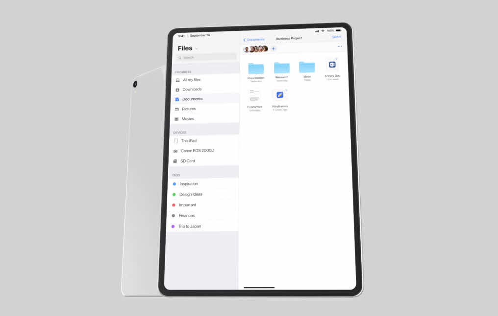Ipad Pro 2018 Renders Image By Everythingapplepro 26