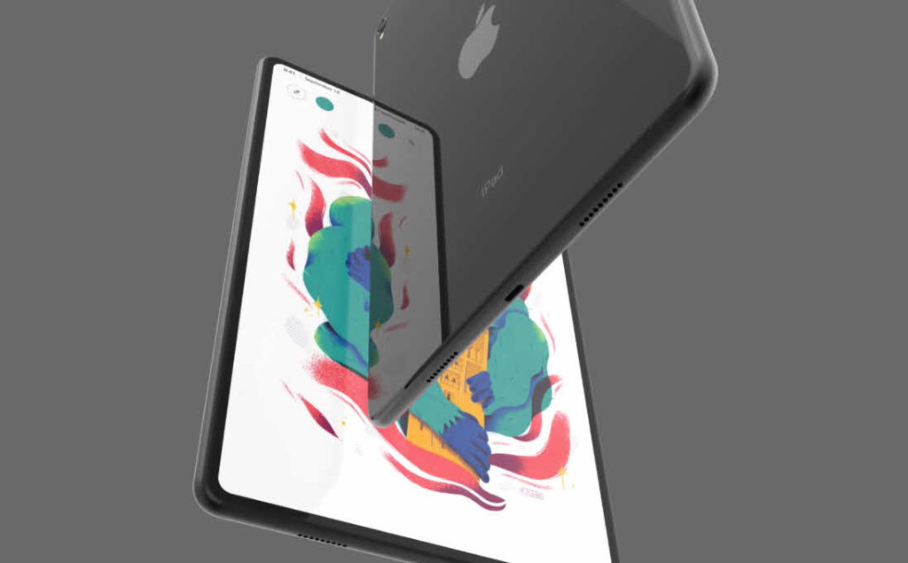 Ipad Pro 2018 Renders Image By Everythingapplepro 5