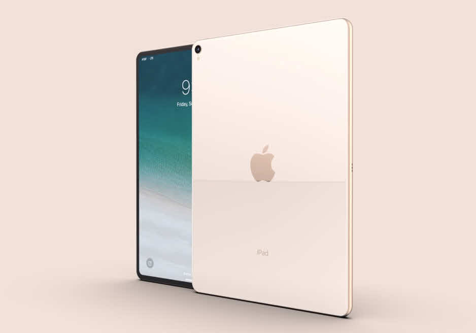 Ipad Pro 2018 Renders Image By Everythingapplepro 8