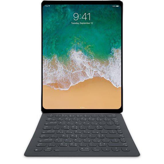 Ipad Pro Smart Keyboard Concept