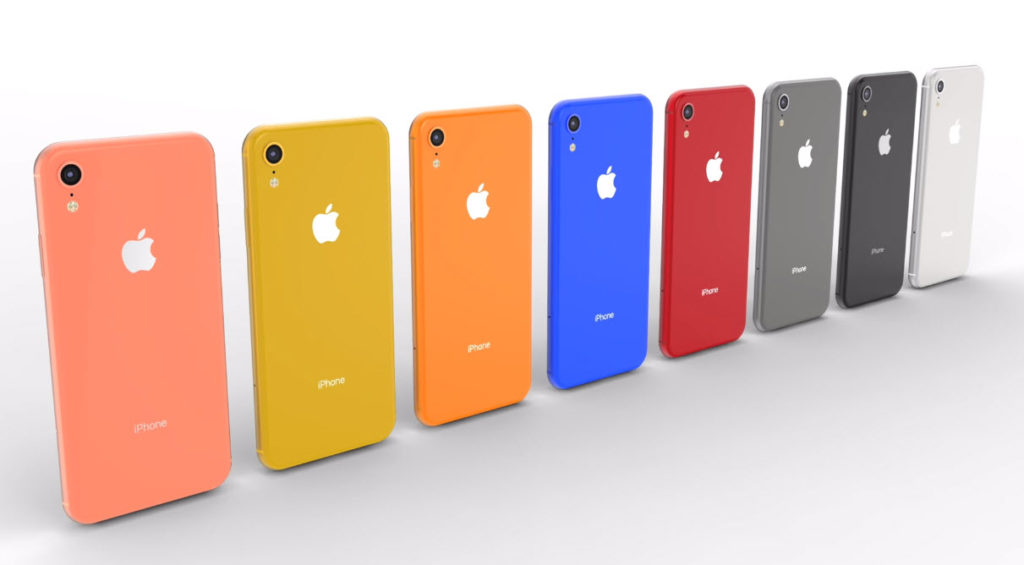 Iphone 2018 Color 12