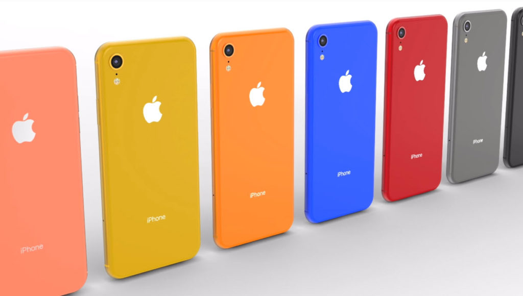 Iphone 2018 Color 3