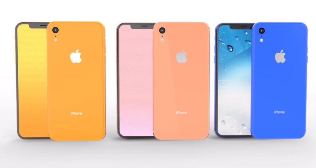 Iphone 2018 Color 6