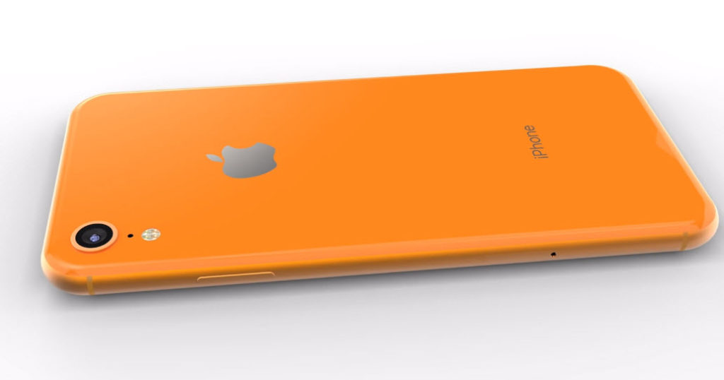 Iphone 2018 Color 7