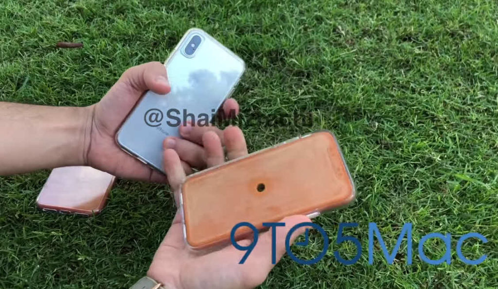 Iphone 2018 Dummy 6 1 And 6 5 Inch Hands On 2